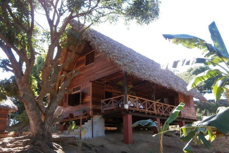 Chalet nosy be